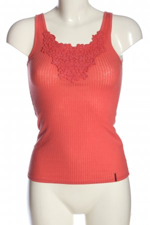 Hollister Camisole rot Casual-Look