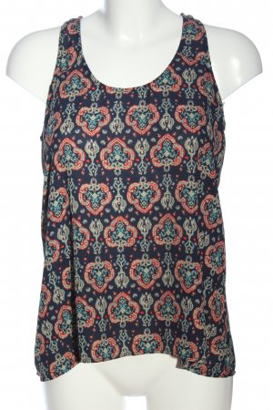 Hollister Camisole volledige print casual uitstraling