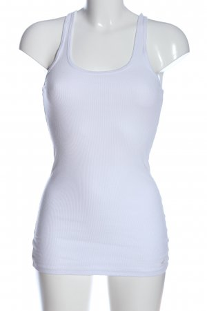 Hollister Camisole wit casual uitstraling