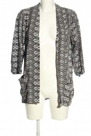 Hollister Cardigan allover print casual look