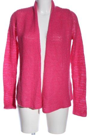 Hollister Cardigan pink Casual-Look