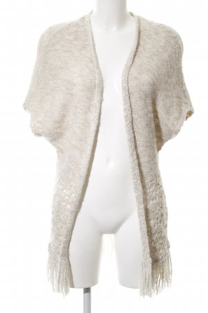 Hollister Cardigan creme Casual-Look