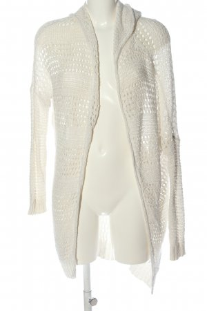 Hollister Cardigan white casual look