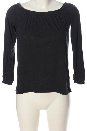 Hollister Koszula typu carmen czarny W stylu casual