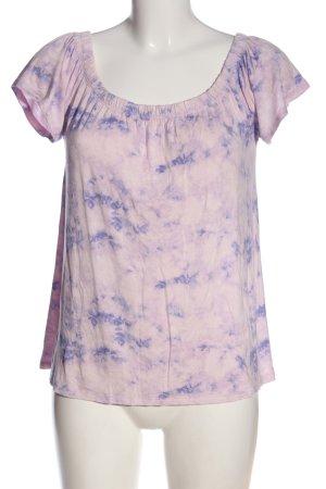 Hollister Koszula typu carmen różowy-fiolet Gradient W stylu casual