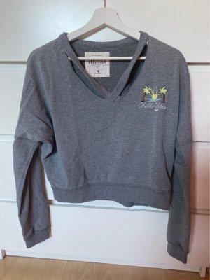 Hollister Crop Pullover