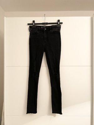 Hollister Skinny Jeans black