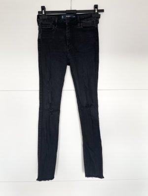 Hollister Jeans skinny nero