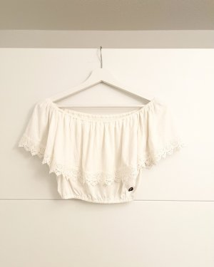 Hollister Off-The-Shoulder Top multicolored