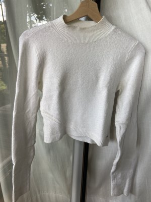 Hollister Cropped High-Neck Pullover