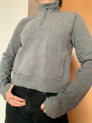 Hollister cropped Pullover