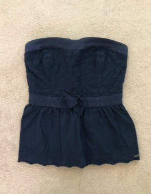 Hollister Damen Peplum Top Gr. M