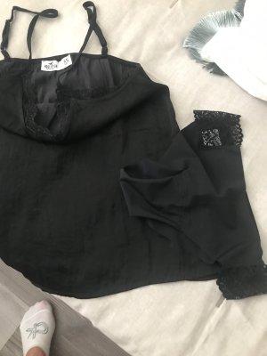 Hollister Ensemble de lingerie noir
