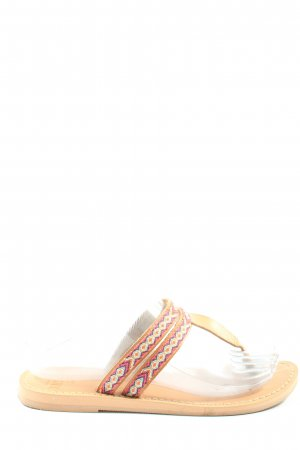 Hollister Dianette Sandals graphic pattern casual look