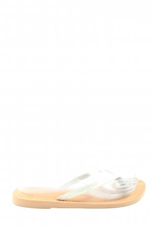 Hollister Dianette-Sandalen weiß Casual-Look