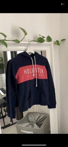 Hollister - dunkelblauer Kapuzenpullover