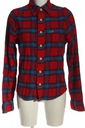 Hollister Flannel Shirt check pattern casual look