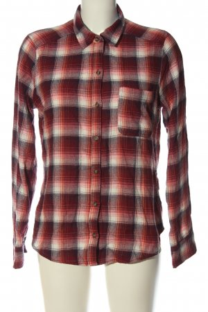 Hollister Flanellhemd Allover-Druck Casual-Look