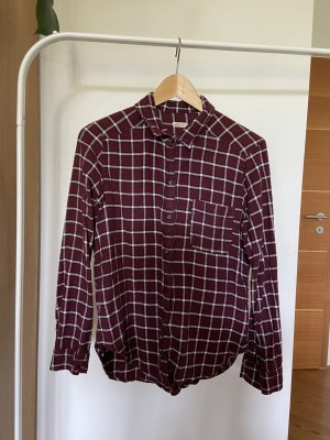 Hollister Flannel Shirt multicolored cotton