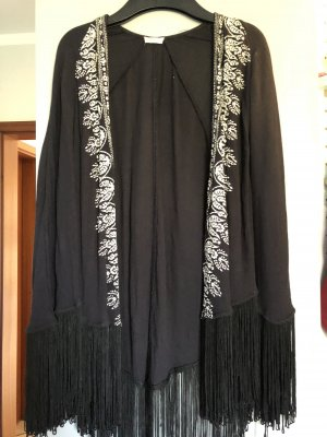 Hollister Shirt Jacket black