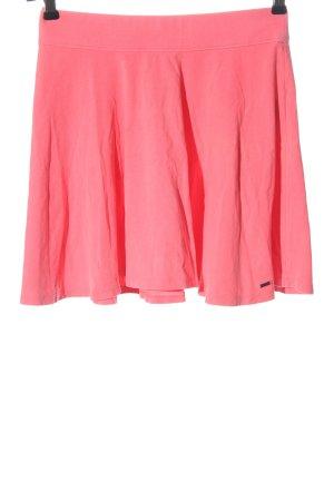 Hollister Glockenrock pink Casual-Look