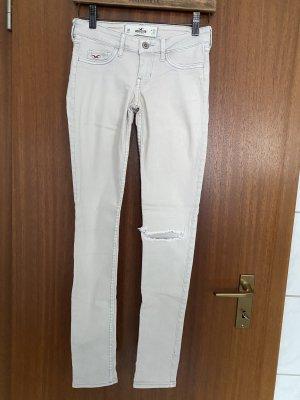 Hollister Graue Skinny Jeans in 34