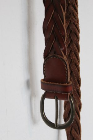 Hollister Braided Belt multicolored