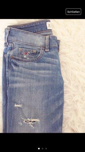 Hollister Helle Destroyed Jeans