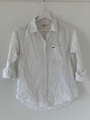 Hollister Shirt Blouse white