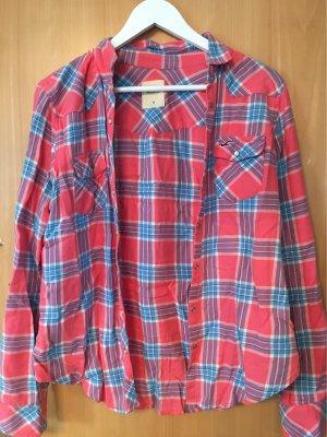 Hollister Camisa de franela multicolor