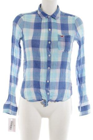 Hollister Hemd-Bluse mehrfarbig Street-Fashion-Look