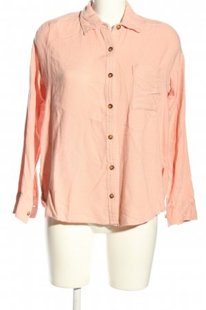 Hollister Hemd-Bluse nude Business-Look
