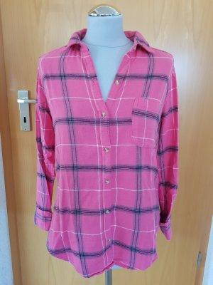 Hollister Hemd in Pink