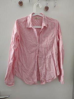 Hollister Hemd rosa
