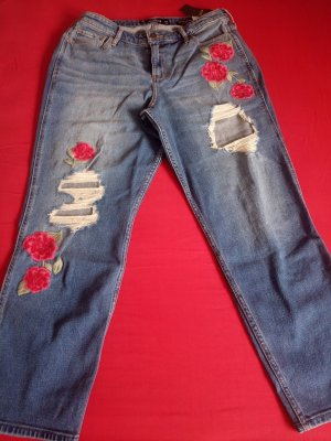Hollister High Rise Jeans Gr. 40 NEU