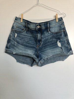 Hollister High Rise Jeans Short