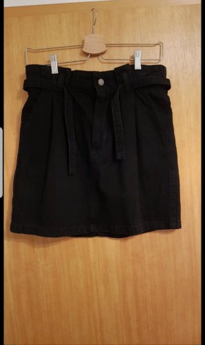 Hollister Jupe taille haute noir