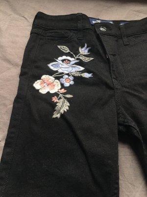 Hollister High Rise Skinny Jeans (Größe 0R)