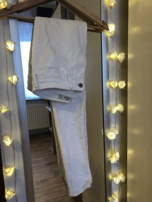 Hollister Hoge taille jeans wit-brons