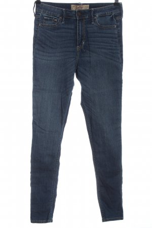 Hollister High Waist Jeans blau Casual-Look