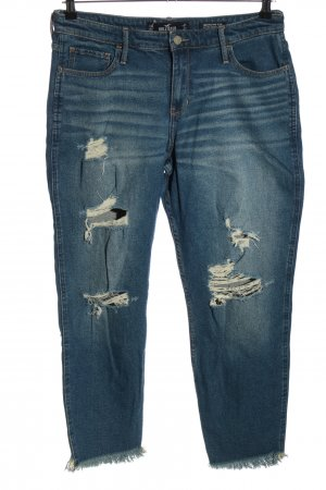 Hollister High Waist Jeans blau Casual-Look