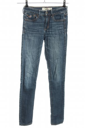 Hollister High Waist Jeans blue casual look
