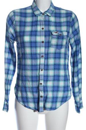 Hollister Houthakkershemd geruite print casual uitstraling