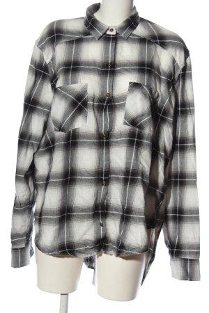 Hollister Camicia da boscaiolo stampa integrale stile professionale