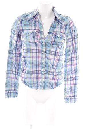 Hollister Lumberjack Shirt check pattern country style