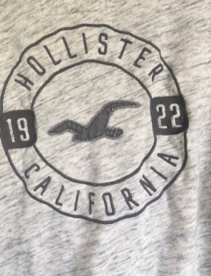 Hollister Pull à capuche multicolore