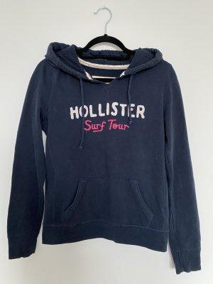 Hollister Hoodie dunkelblau