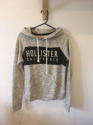 Hollister Hoodie grau