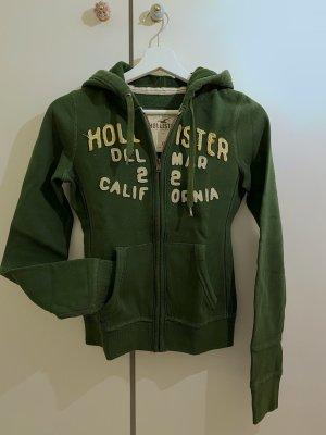 Hollister Hoodie grün