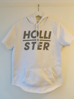 Hollister Bluza z kapturem biały